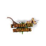 logo univers des dinosaures